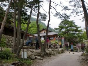 中房温泉(燕岳登山口)の画像