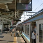 JR松本駅6番線(大糸線)の画像
