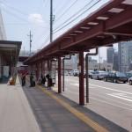 富山駅前バス停(高速バスのりば)の画像