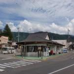 高遠バス停(ジェイアールバス関東・伊那市営バス)
