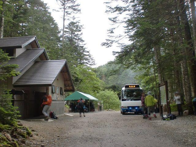北沢峠・仙流荘(甲斐駒・仙丈ケ岳)にバスでアクセスする方法
