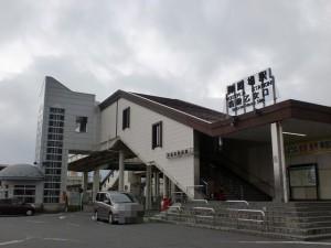 JR御殿場駅の箱根乙女口の画像
