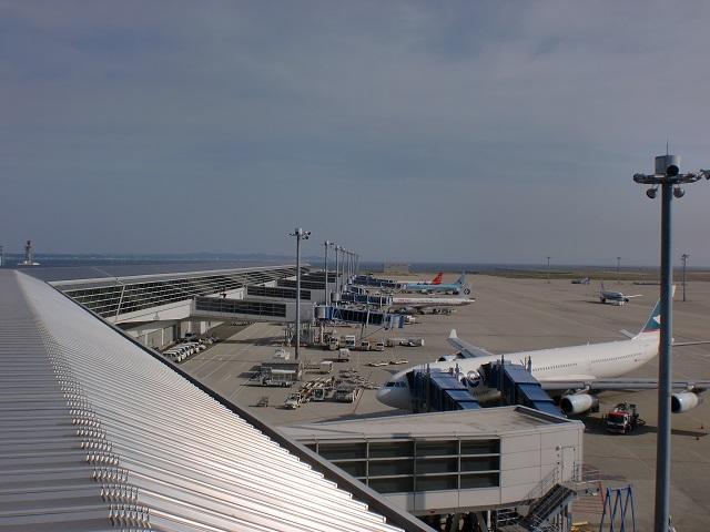 中部国際空港セントレアの画像