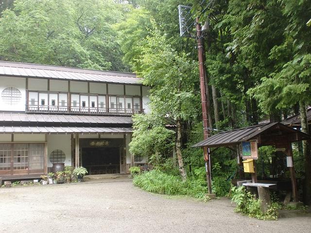 青木鉱泉と御座石温泉(鳳凰三山)へのアクセス※韮崎駅からバス