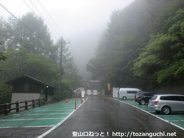 夜叉神峠(鳳凰三山登山口)にアクセスする方法※甲府駅からバス