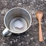 コーンフレーク茶漬け行程2