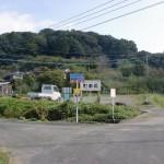 津波戸山登山口駐車場の画像