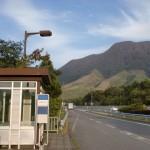 高速由布岳バス停(高速バス「とよのくに号」)の画像