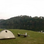 志高湖キャンプ場(大分県別府市)の画像