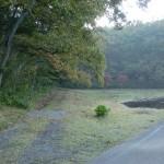 小鹿山登山道入口(志高湖)の画像