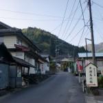 木浦鉱山の木浦名水館前(県道6号線沿い)の画像