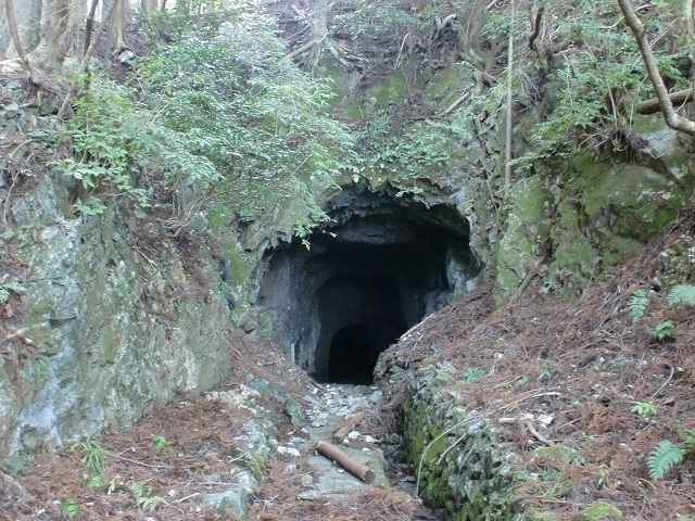 木浦鉱山と天神原山の登山口にアクセスする方法