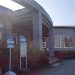 ふれあいセンター宇目バス停(大分バス)の画像
