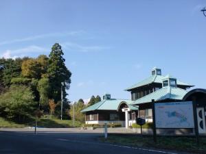 平成森林公園キャンプ場入口の画像