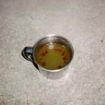 残飯青汁調理中8の画像