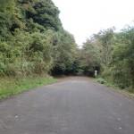 猪群山(ストーンサークル)臼野コース登山口前の駐車スペースの画像