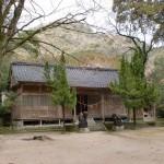 淀姫神社(古湯城跡登山口)の画像
