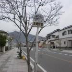 浜崎駅前バス停(昭和バス)の画像
