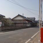中崎山バス停の画像
