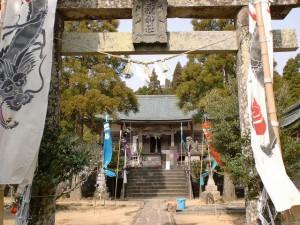 七嶽神社の画像
