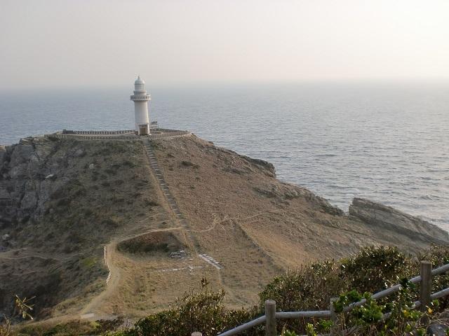大瀬崎灯台の画像