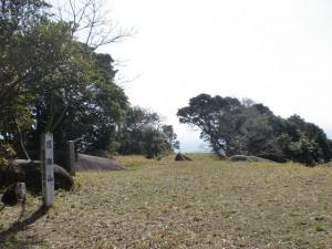 鷹取山頂(みやき町)の画像