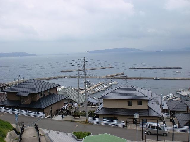 遠見山(玄界島)登山口へのアクセス方法※博多港から市営渡船