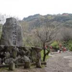 安国寺裏手にある筑前山田梅林公園の画像