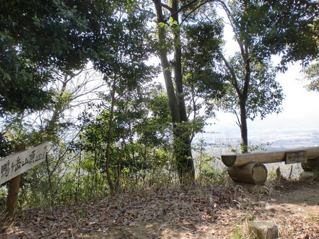 鴨ヶ岳(嘉麻市)山頂の画像