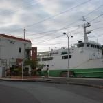 比田勝港フェリー発着所(対馬・比田勝)の画像