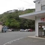 比田勝バス停(対馬交通比田勝営業所)の画像