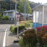 佐護バス停(対馬・佐護地区)の画像