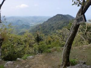 御岳(御嶽)山頂(対馬)の画像