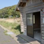 神社前バス停(対馬交通)の画像