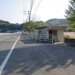 豊玉小前バス停(対馬交通)の画像
