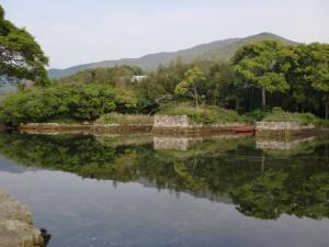 お船江跡(対馬市厳原町)の画像