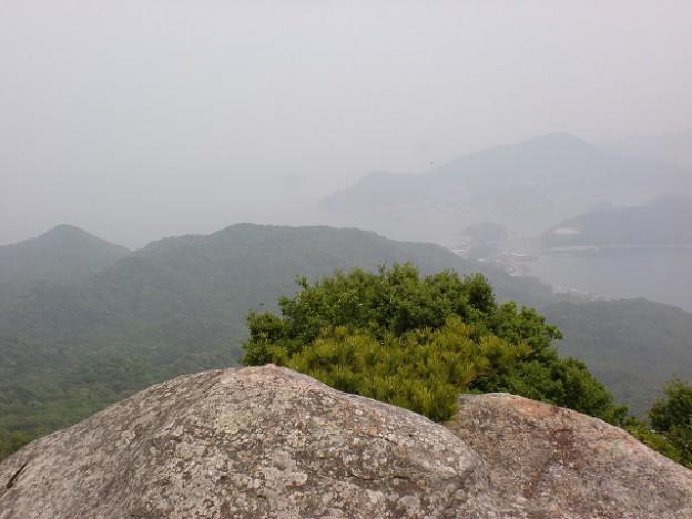龍ガ岳山頂からの眺望(天草)の画像