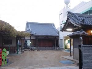 大専寺(長崎街道・大里宿)の画像