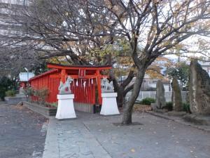大里宿の猿田彦大神(長崎街道・大里宿)の画像