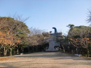 手向山山頂広場の画像