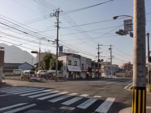 赤坂一丁目交差点(国道3号線)の画像