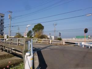 長崎街道門司往還の高浜橋の画像