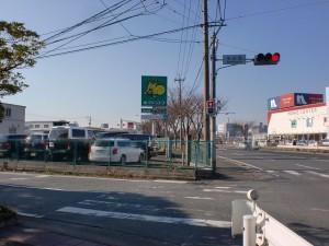 末広町交差点(国道199号線)の画像