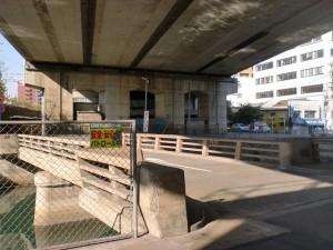 小倉城下の門司口橋(長崎街道)の画像
