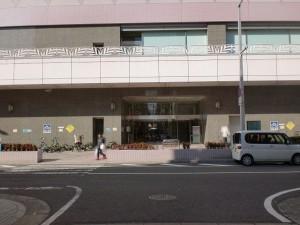 小倉駅前のコレット東側入口の画像
