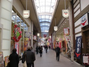 小倉中央商店街(長崎街道)の画像