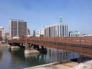 常盤橋(小倉城下・長崎街道の起点)の画像