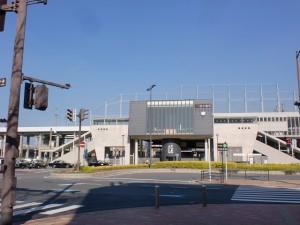 西小倉駅(正面から)の画像
