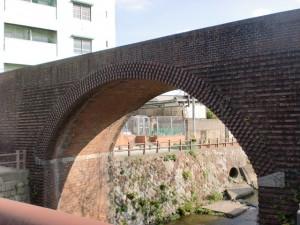 九州鉄道茶屋町橋梁(北九州市指定史跡)の画像
