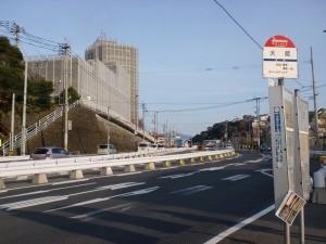 大蔵バス停(西鉄バス・福岡行き高速バスも停車します)の画像
